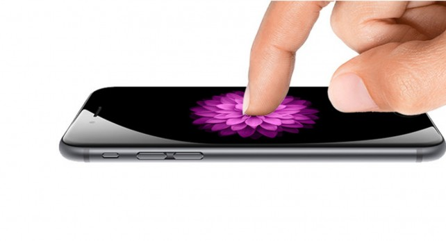 Force Touch trên iPhone 6S