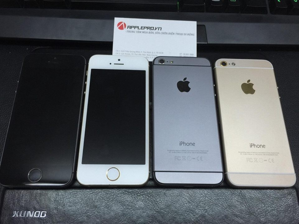 Vỏ iPhone 6S