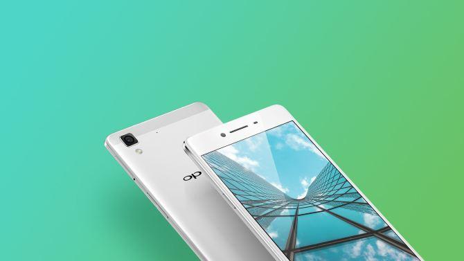 Điểm nhấn trên Oppo R7 và Oppo R7 Plus