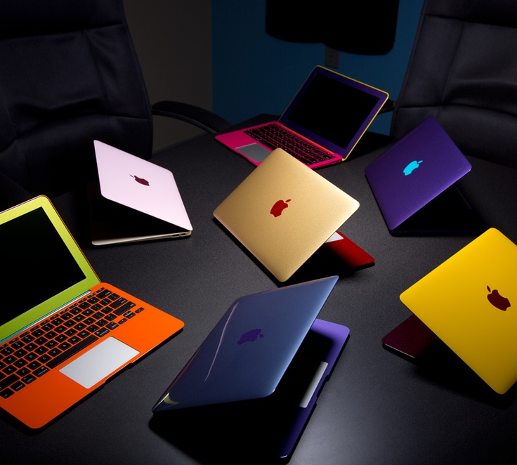 Bộ sưu tập MacBook Air của ColorWare MacBook Air