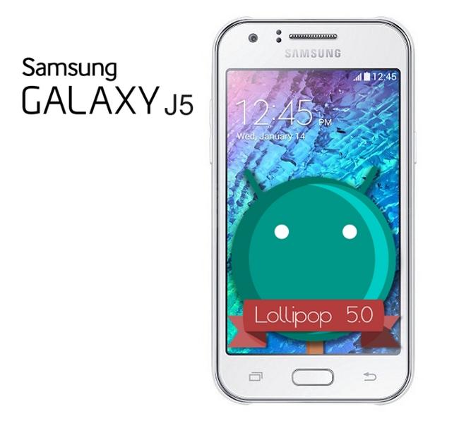 Thiết kế và cấu hình Galaxy J5