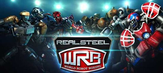 Real Steal World Robot Boxing
