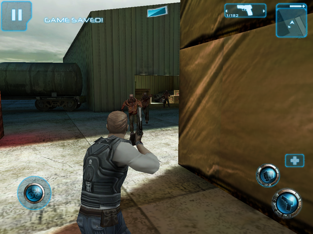 game Zombie Infection HD
