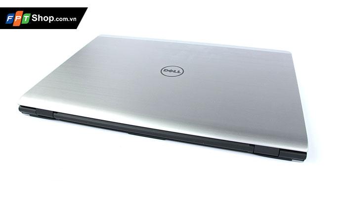 Thiết kế chắc chắn, mạnh mẽ của Dell N7548