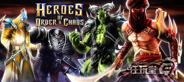 ​Heroes of Order & Chaos