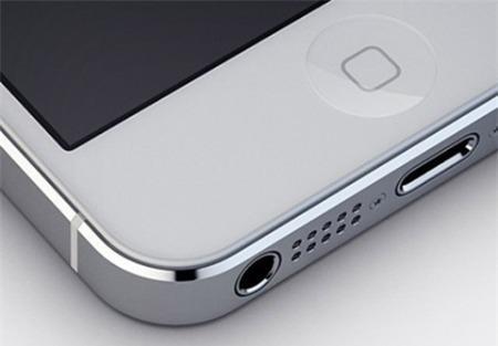 nút Home trên iPhone