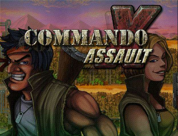 Game Assault Commando
