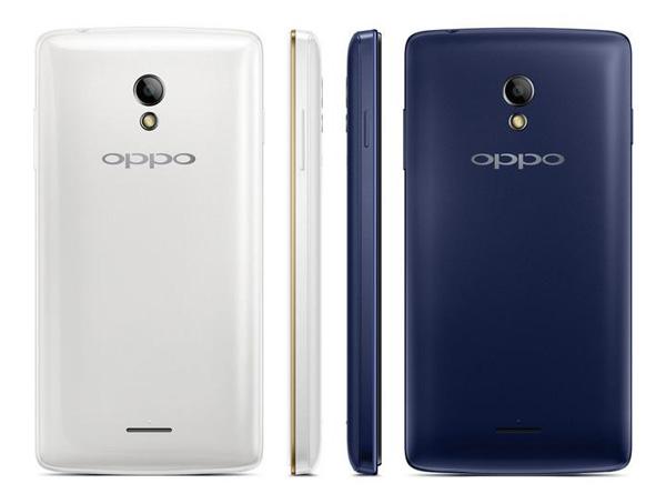 Thiết kế của Oppo Joy Plus R1011