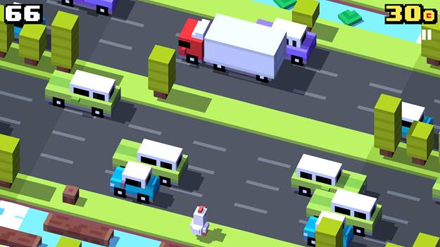 game Crossy Road