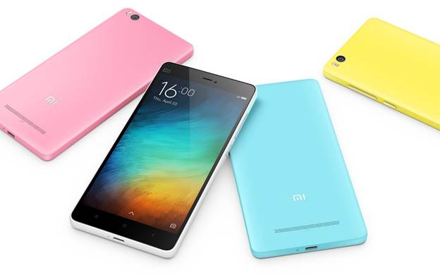 Camera Xiaomi Mi 4i