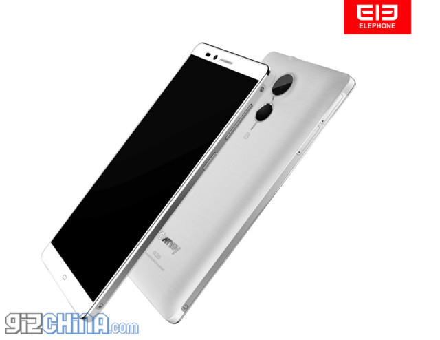 Elephone dual –boot chạy Android Lollipop và Windows 10
