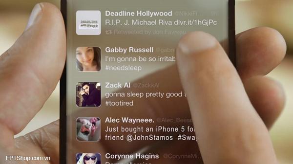 Liệu ý tưởng iPhone 6S trong suốt sẽ thành hiện thực?
