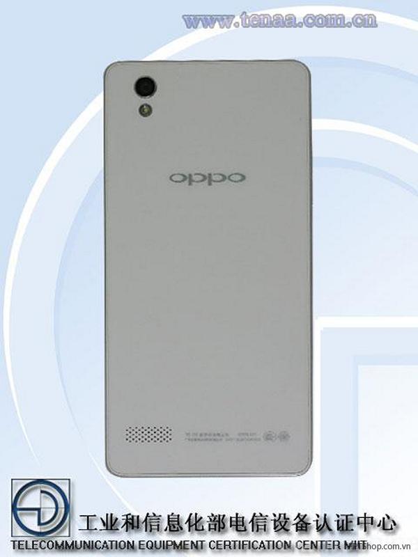 Thiết kế đẹp mắt và chắc chắn của OPPO A51