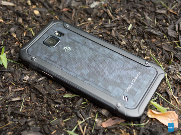Thiết kế Samsung Galaxy S6 Active