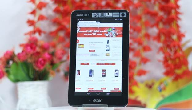Acer A1-713 (8G) 3G-Thoại