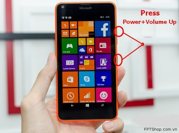 4. Windows Phone, máy tính bảng Windows