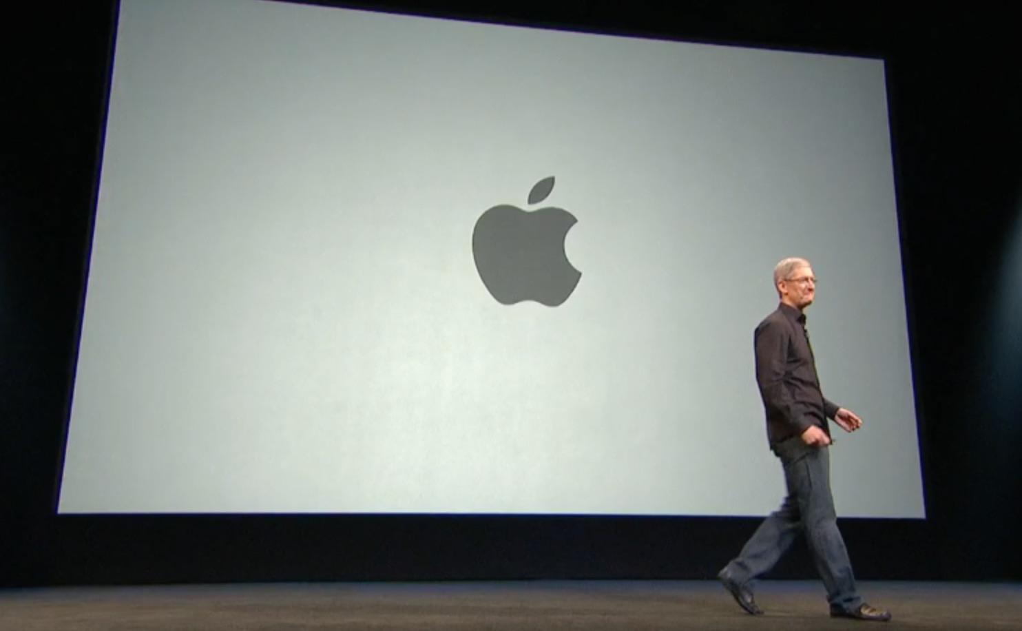 Tim Cook sẽ lại xuất hiện và giới thiệu iPhone 6s?