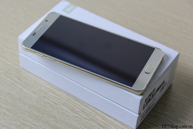 Video mở hộp Samsung Galaxy Note 5