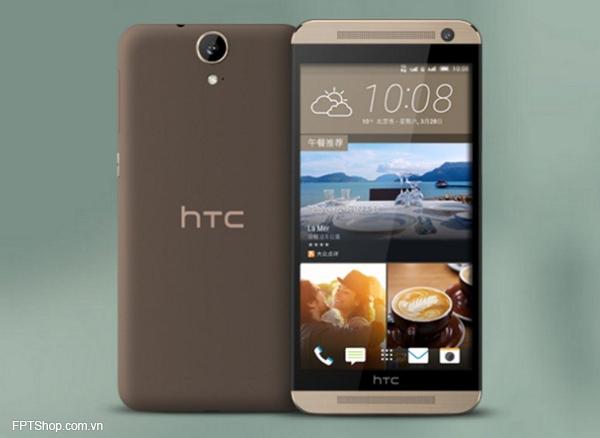 Đánh giá nhanh chiếc smartphone HTC One E9 Dual