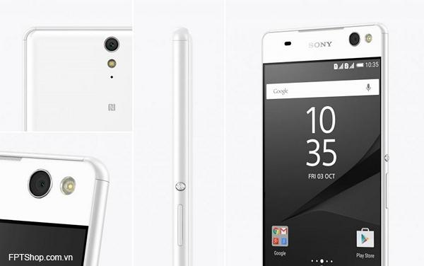 Tổng hợp những tính năng hấp dẫn và thời thương trên Sony Xperia C5 Ultra