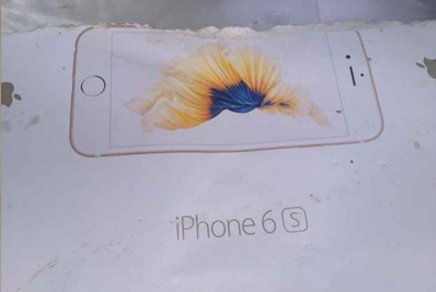 Apple iPhone 6s vàng hồng