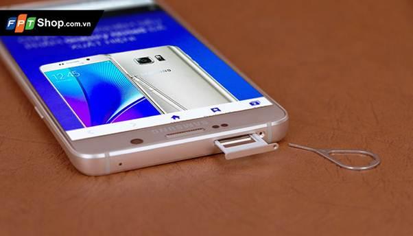 Thiết kế Galaxy Note 5