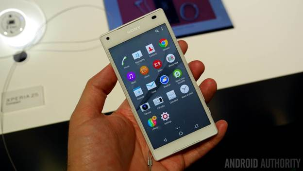 Chipset Snapdragon 810 của Sony Xperia Z5 Compact
