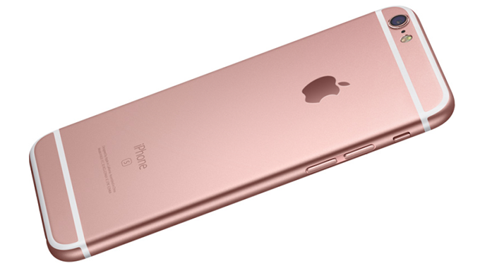 iPhone 6S lỗi đèn flash