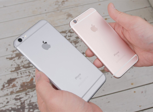 iphone 6s bán chạy hơn iphone 6s plus