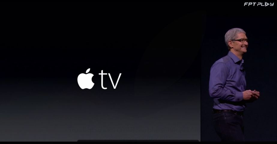 ra mắt Apple TV