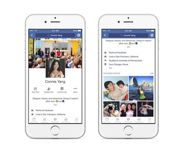 Tính năng Featured Photos trên Facebook