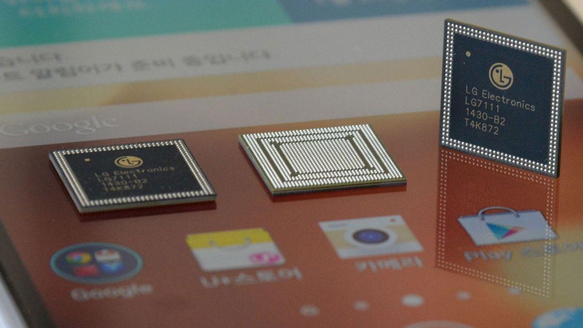 LG bắt tay Intel để phát triển chip cho thiết bị di động