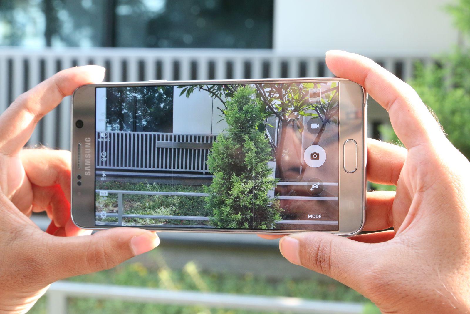 Galaxy S7 sẽ có camera 12 megapixel với cảm biến ảnh lớn tới 1/2 inch 1