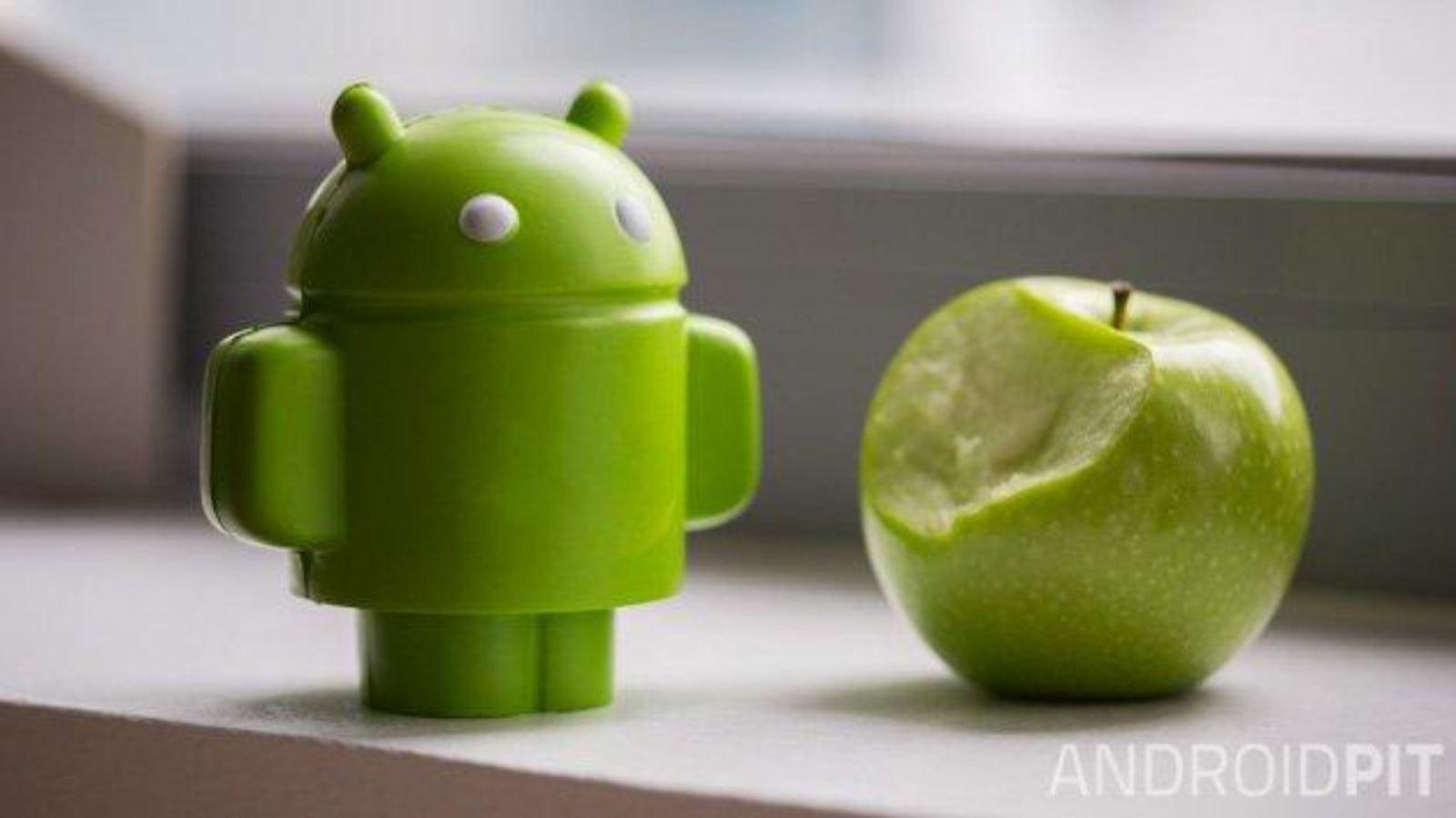 Tại sao mọi người lại lựa chọn iPhone thay vì Android? 1