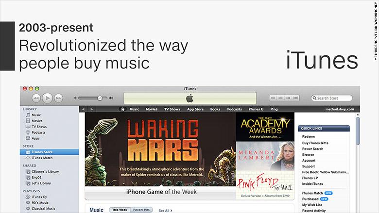 10 sản phẩm khẳng định tên tuổi của Apple 9