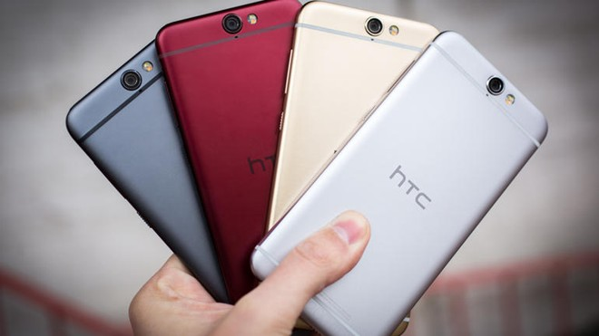 htc one a9 chạy android