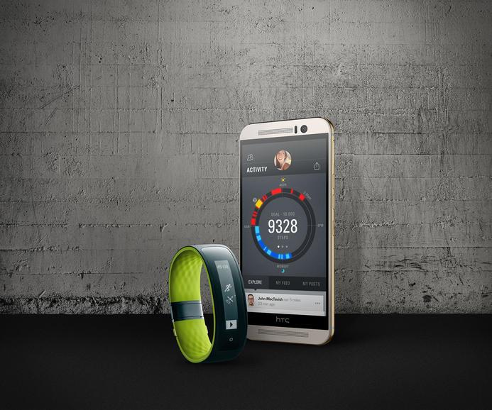 Vòng đeo tay sức khỏe HTC Grip trì hoãn ngày bán tới đầu năm 2016