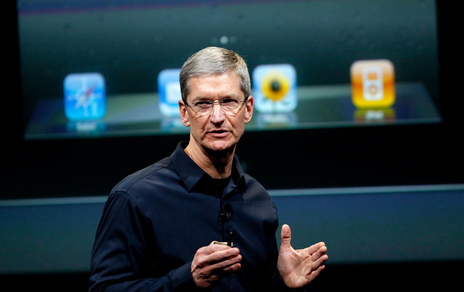 CEO Tim Cook của Apple