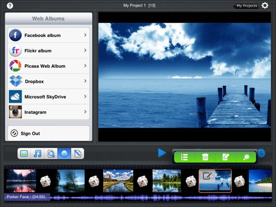Cách tạo video quảng cáo với Slideshow