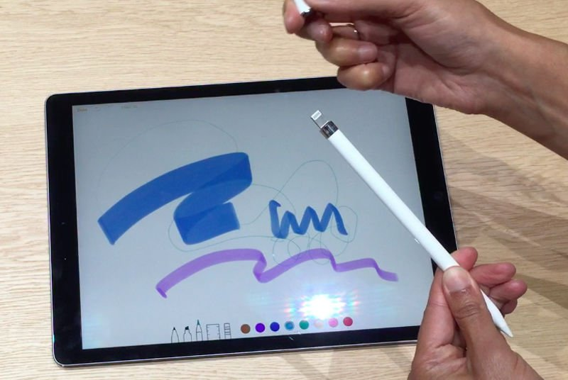 iPad Pro và Apple Pencil
