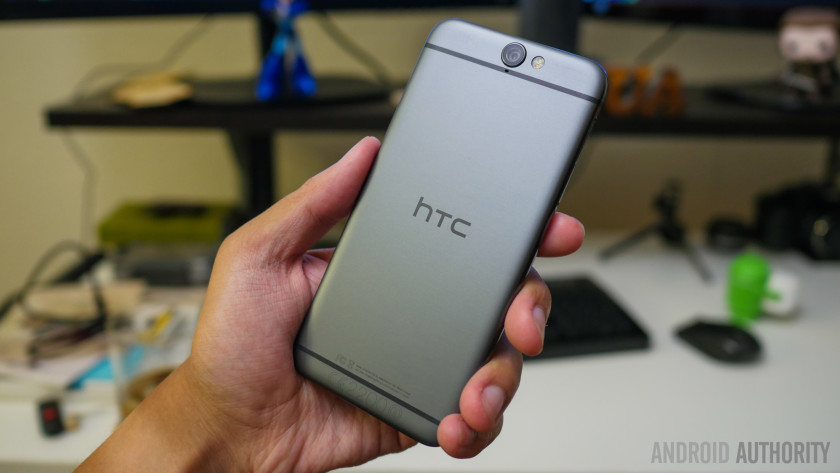 Thiết kế HTC One A9