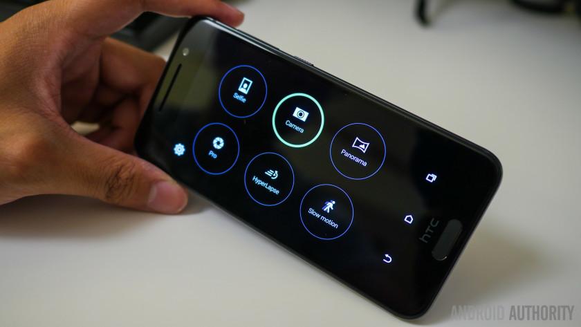 Máy ảnh trên HTC A9