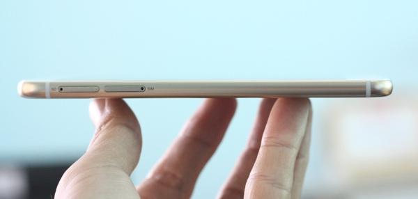 Đập hộp HTC One A9, smartphone có thiết kế giống iPhone 6