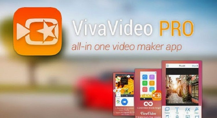 Ứng dụng Vivavideo