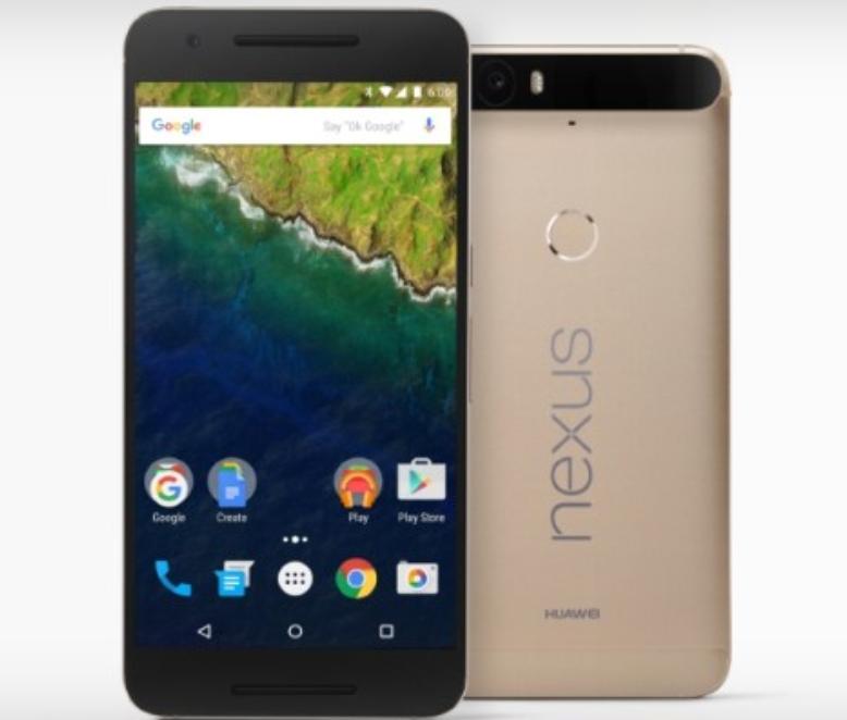Nexus 6P phiên bản đặc biệt màu vàng được ra mắt tại Ấn Độ