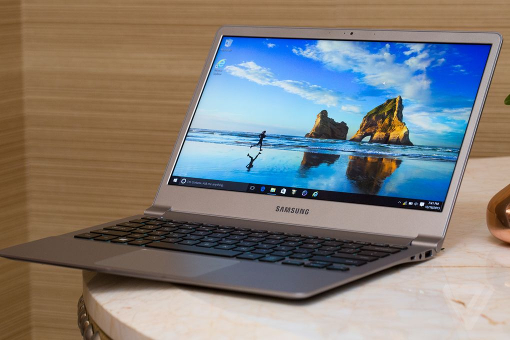 Laptop Samsung Notebook 9