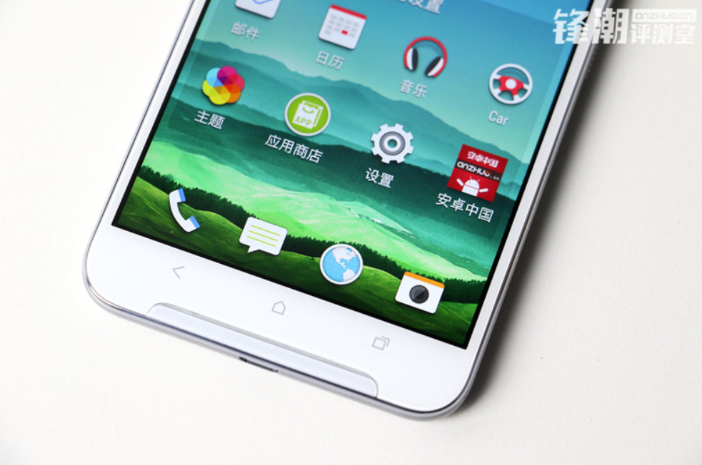 Giao diện trên Android 5.0.2 Lollipop