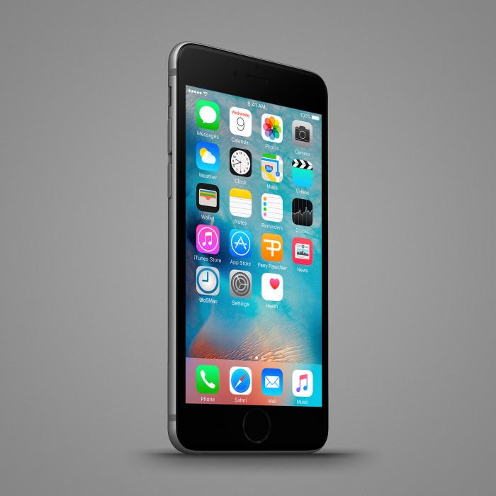 Bộ ảnh dựng iPhone 6c với nhiều màu sắc đẹp hút hồn 13