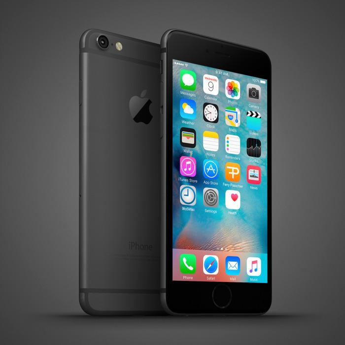 Bộ ảnh dựng iPhone 6c với nhiều màu sắc đẹp hút hồn 20