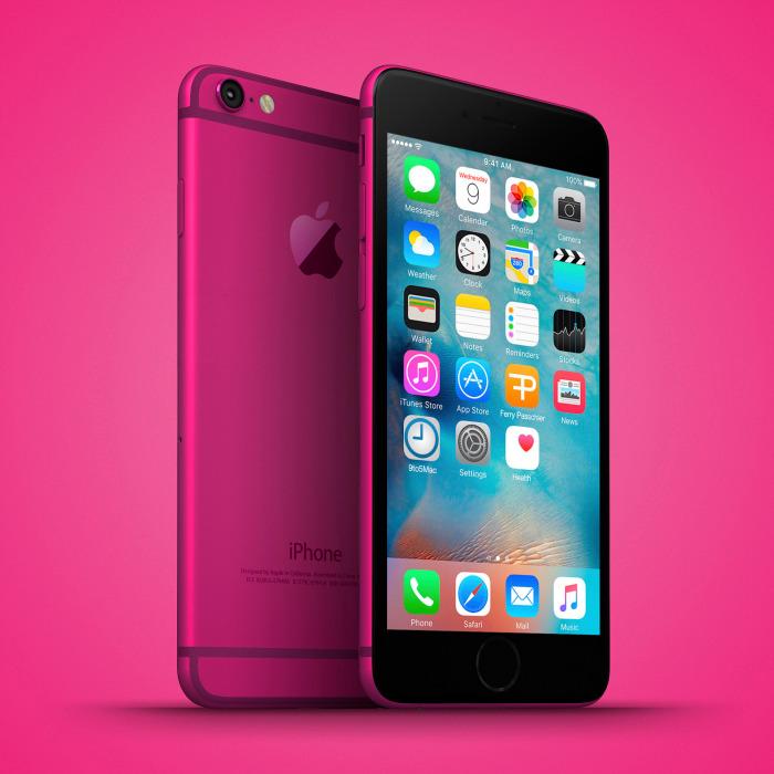 Bộ ảnh dựng iPhone 6c với nhiều màu sắc đẹp hút hồn 3